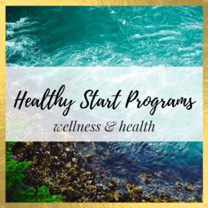 New YOU Healthy Start Program