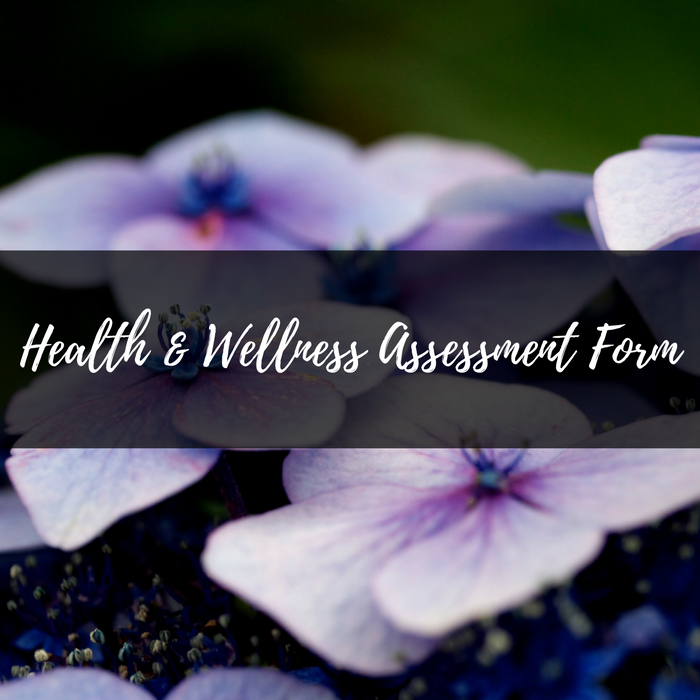 Protected: Health & Wellness Assessment