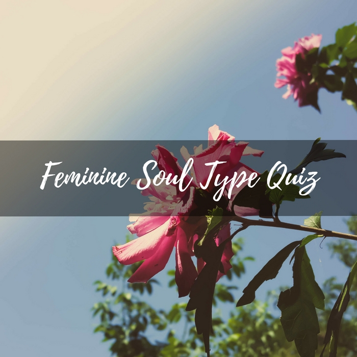 Protected: Feminine Soul Type Quiz